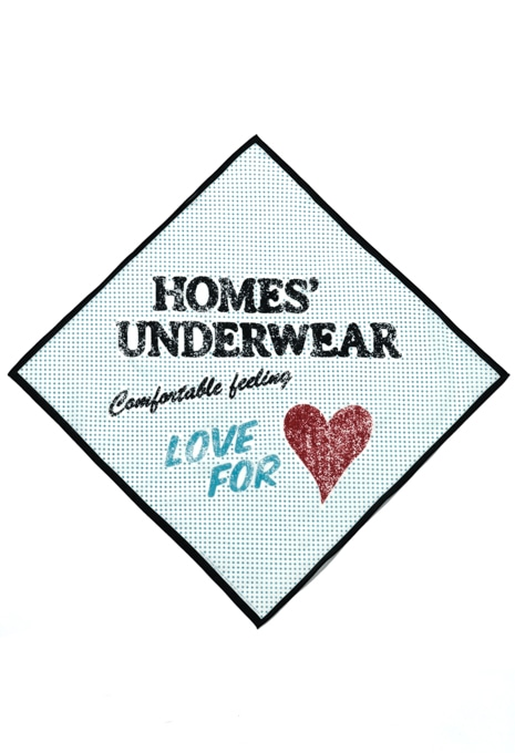 HOMES LOVE FOR バンダナ