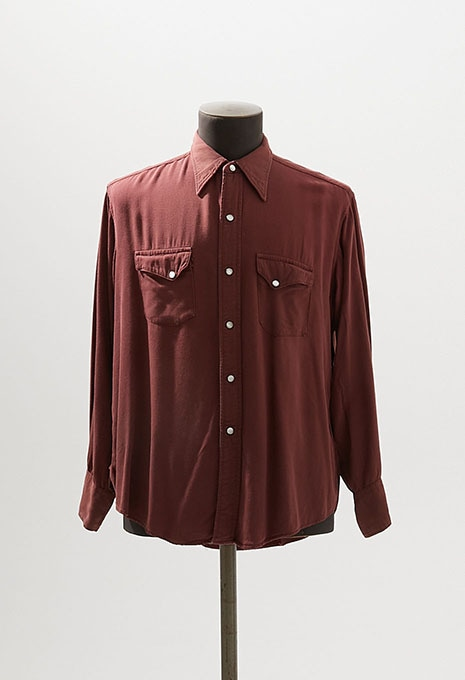 USED CACTUS WEAR WESTERN L/S SHIRTS