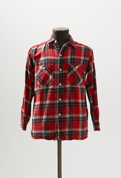 USED ANTHEM FLANNEL L/S SHIRTS
