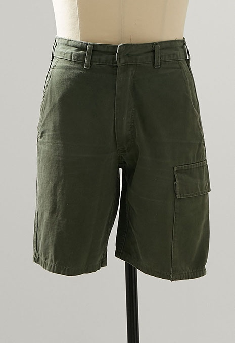 USED BELSIAN MILITARY SHORTS