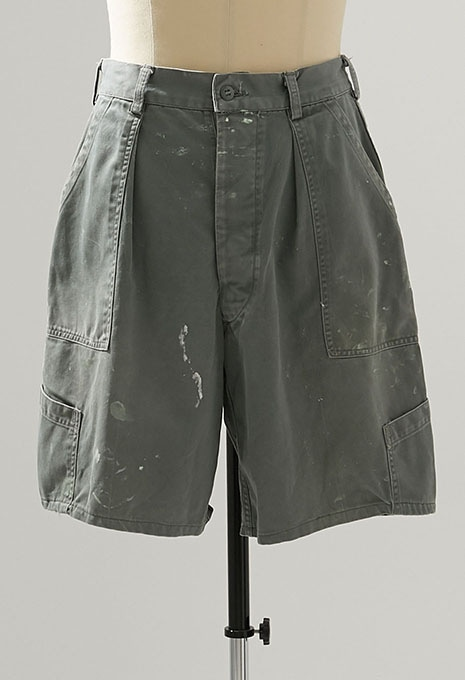 USED US AIRFORCE UTILITY SHORTS