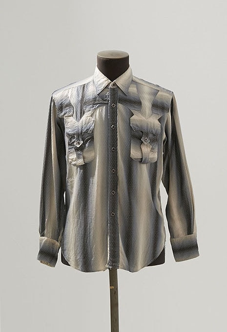 USED PANHANDLE SLIM WESTERN LS SHIRTS