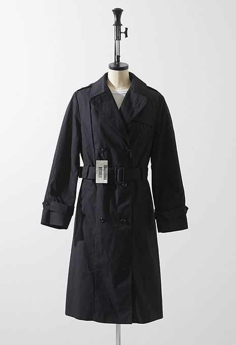 DEADSTOCK US AIR FORCE ALL WEATHER TRENCH COAT W LIN