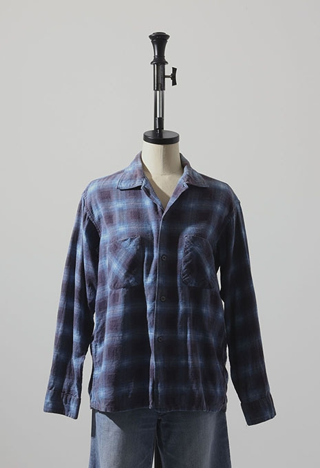 VINTAGE CUSTOM QUALITY PRINT FLANNEL SHIRT