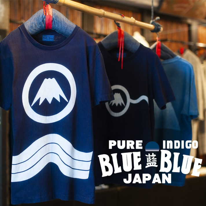 "BLUE BLUE JAPAN・MR PORTER ""THE TEE STORE"""