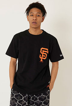 NEW ERA HRM SAN FRANCISCO GIANTS Tシャツ