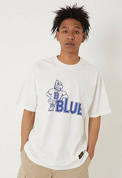 SOUTHERN MANUFACTURING CO. BLUEBLUE イーグル USA Tシャツ