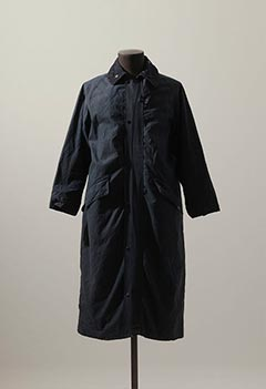 VINTAGE LAVENIR UK OILED WATERPROOF COAT