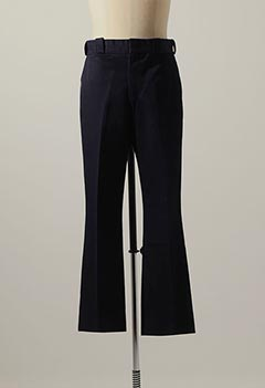 VINTAGE POLICE 6POCKET UNIFORM TROUSERS